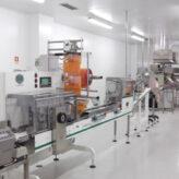 Máquinas para bolachas de arroz 18.000/hora